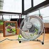 OPOLAR 9 Inch USB Fan, USB Powered Desk Fan