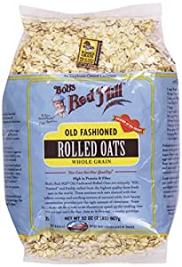 Bob's Red Mill Rolled Oats Regular, 32 oz