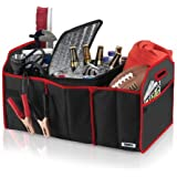SHOPEE Travel Trunk Cooler Insulated Leak Proof Collapsible Car Boot Organizer