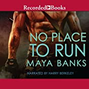 No Place to Run: A KGI Novel, Book 2 | Maya Banks