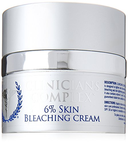 Price comparison product image Clinicians Complex 6% Skin Bleaching Cream, 2.0 Ounce