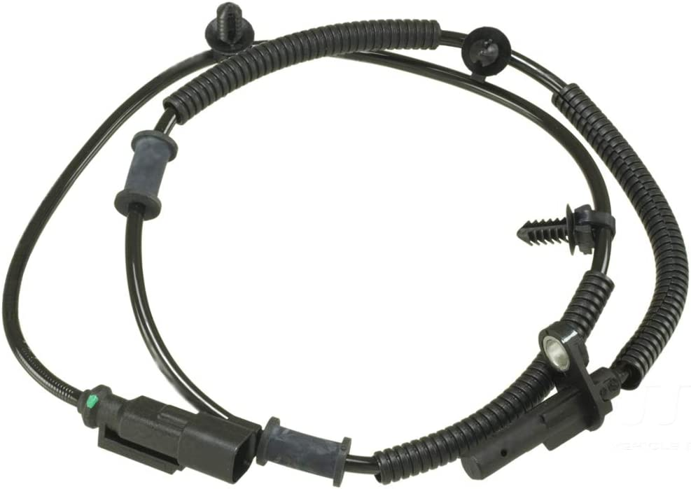 Front Left or Right ABS WHEEL SPEED SENSOR Fits 2011-2014 Mustang Replace ALS2201 5S12354 2ABS2982 AB0945 BRAB403 BR3Z2C204A DR3Z2C204A ER3Z2C204A