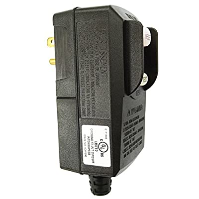 WELLONG GFCI Plug Replacement 3 Prong GFI Waterproof Circuit Breaker UL Listed 15 Amp for Pressure Washer Pool Pump Hair Dryer etc