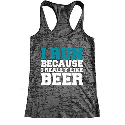 i-run-because-i-really-like-beer-burnout-racerback-tank-dark-gray-l