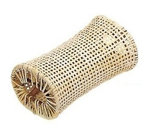 Japanese Style Rattan Bed Pillow Yotsu Ami 11.8 X 6.8 X 4.7 Inches From Japan by BambooParkJapan