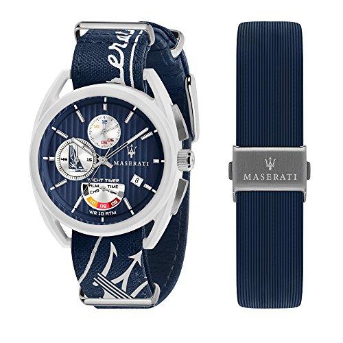 (MASERATI Fashion Watch (Model: R8851132003)