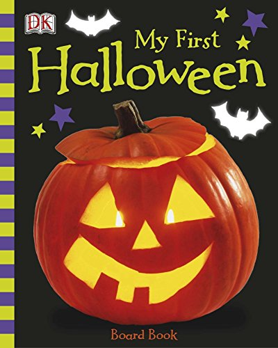 (My First Halloween Board Book (My First)
