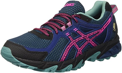 Blu Gel Asics 2 Poseidon Tx G Damen Gymnastik Kingfisher Hot Pink Sonoma q77xnUfT