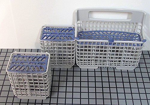 Kenmore Whirlpool Dishwasher Silverware Basket 8562080 W10807920 PS1156219 AP3885191 by Whirlpool