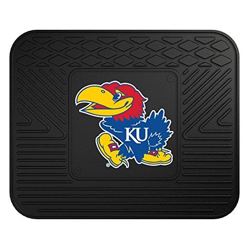 Fanmats NCAA University of Kansas Jayhawks Vinyl Utility - Mat Utility Vinyl