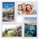picture frame collage ideas Kape 4x6 Picture Frame White Photo Frames for Wall or Tabletop – Collage Photo Frame Set - Best Xmas Idea for Gift and Decor – Christmas Decoration