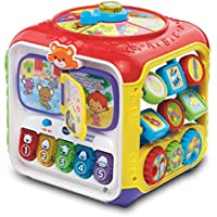 VTech Sort & Discover Activity Cube (Frustration Free...