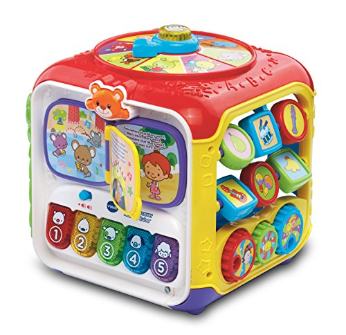 YIER Activity Cube Play Center Discovery and Exploration