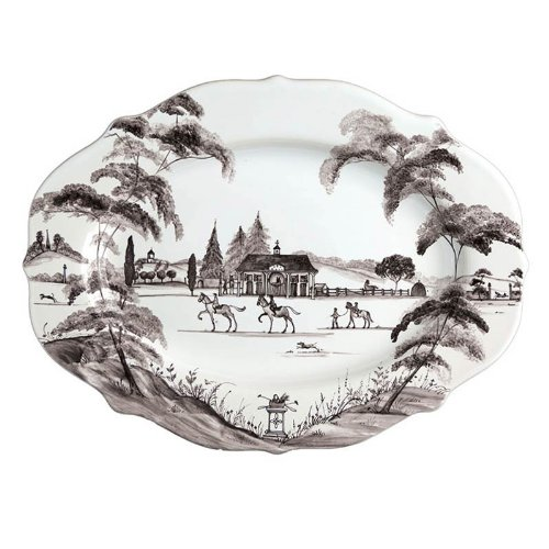 Juliska Country Estate Medium Serving Platter