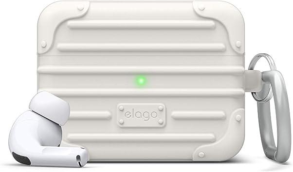Amazon Com Elago Suit Airpods Pro Case Designed For Apple Airpods