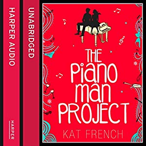 The Piano Man Project Audiobook