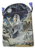 Set of 10 Drawing Down the Moon Tarot Bag by Lo Scarabeo 6'' x 9''