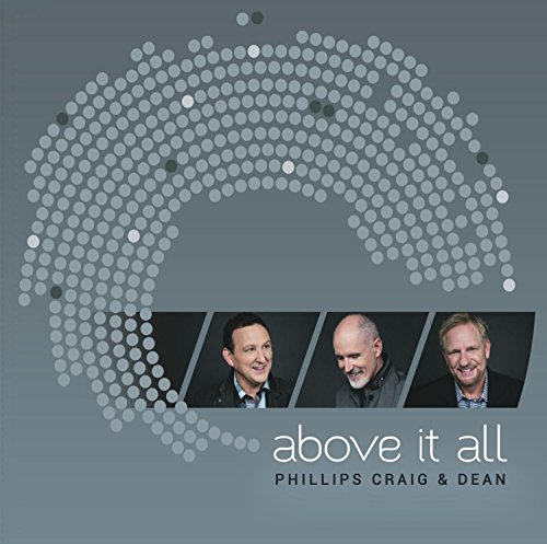 Above It All Album Cover