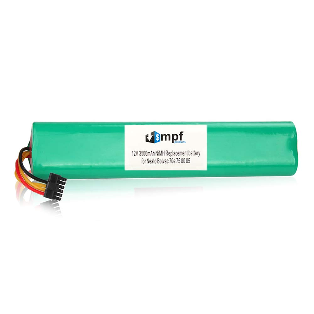 MPF Products 205-0012, 945-0129 Battery Replacement Compatible with Neato Botvac 70e, 75, 80, 85, D75, D80, D85 Robotic Vacuum Cleaners