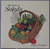The Book of Salads, Sonia Uvezian, 0892861266