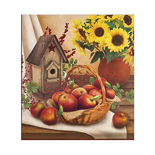 Country Apple Dishwasher Magnet Multi