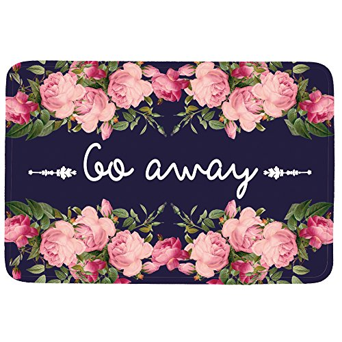 Go Away Door Mat - 9