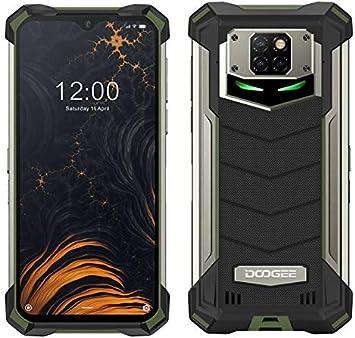 Smartphone Resistente DOOGEE S88 Pro 10000mAh Batería, Octa-Core ...