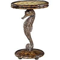 Hammary Seahorse Accent Table