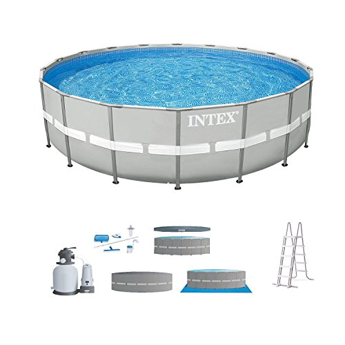 Frame Round Pool (Intex 24' x 52