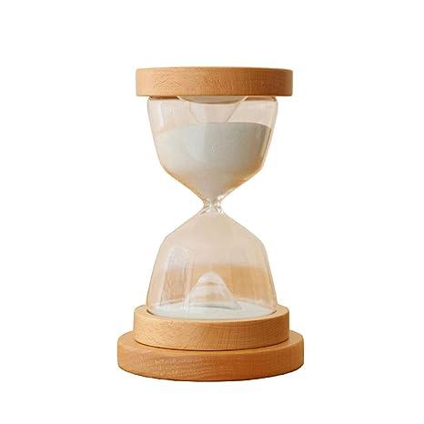 Luz Durmiente del Reloj De Arena Luz De La Noche 15 Minutos Minutero Reloj De Arena