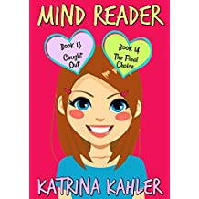 MIND READER : Part Five - Books 13 & 14: (Diary Book for Girls aged 9-12)