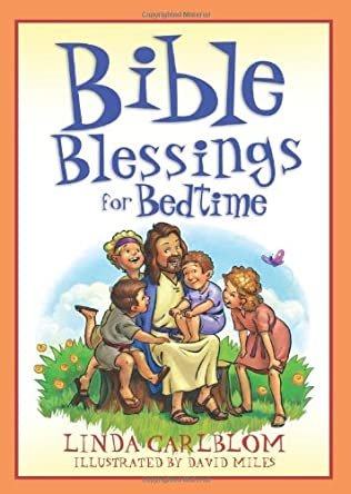book cover of Bible Blessings for Bedtime
