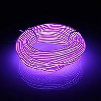 Flexible EL Wire Neon Light 5 metros