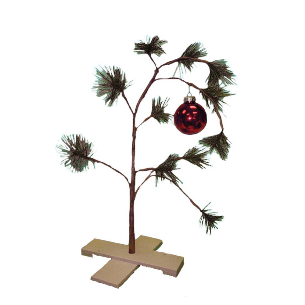Amazon.com: Charlie Brown Christmas Tree (Musical): Home & Kitchen