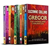 The Underland Chronicles: Gregor Boxed Set #1-5 by Collins, Suzanne (2009)