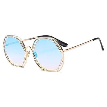 KUNHAN Mujer Gafas De Gafas De Sol para Mujer Moda De Verano ...