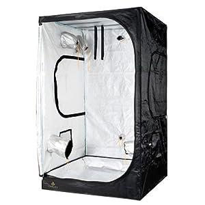 """Dark Room Pro II DR90 36"""" x 36"""" x 72"""" Grow Room Tent"""