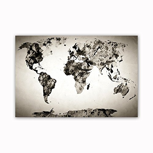 Black and White Maps Amazoncom
