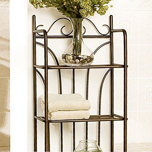 Harper Blvd Addison 3-piece Bathroom Collection, Brown by Harper Blvd (Image #2)