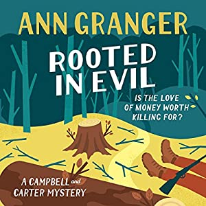 Rooted in Evil Audiobook
