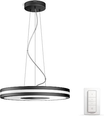 Smarte LED Pendelleuchtelampe per App steuerbar, 40cm, 1x
