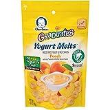 Gerber Graduates Yogurt Melts - Peach - 1 oz