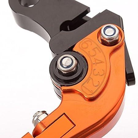 Fxcnc Racing Einstellbare Brems Kupplungshebel Für Ktm Rc8 R 09 16 1290 Super Duke R Gt 14 19 990 Superduke 05 12 690 Duke 08 11 Auto