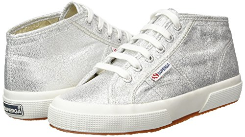 2754 Trainers top adult Superga Lamew Unisex Silver Low EzwHn8qT