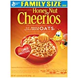 Honey Nut Cheerios Cereal, 21.6 Ounce (Pack of 2) For Sale