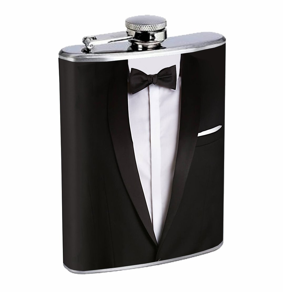 『5年保証』 The B077LRGJ82 Groom Groom Wedding特別な日8オンスステンレス鋼フラスコDrinking Whiskey Whiskey B077LRGJ82, Salon Mariage:99abca1d --- a0267596.xsph.ru