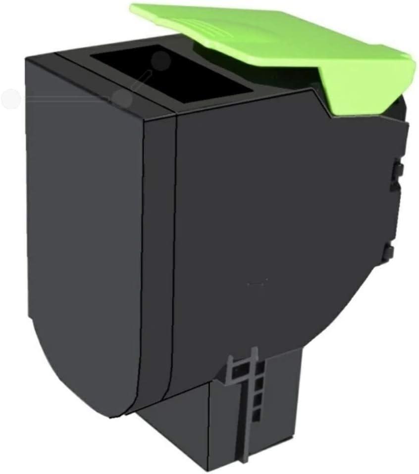 Lexmark 702hke Toner Schwarz 4 000 Seiten 1er Pack Bürobedarf Schreibwaren