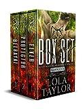 Blood Moon Rising Series Box Set 1 (Blood Moon Rising Box Sets)