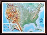 Test Play United States Map With Panorama Effect - Map With Backing