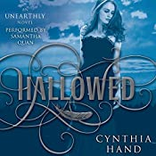 Hallowed: An Unearthly Novel, Book 2   Cynthia Hand